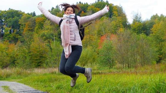 Viele Frauen erleben die Wechseljahre als Befreiung