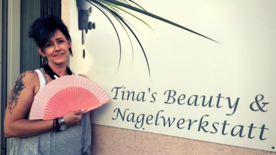 Klimawechselbotschafterin Tina