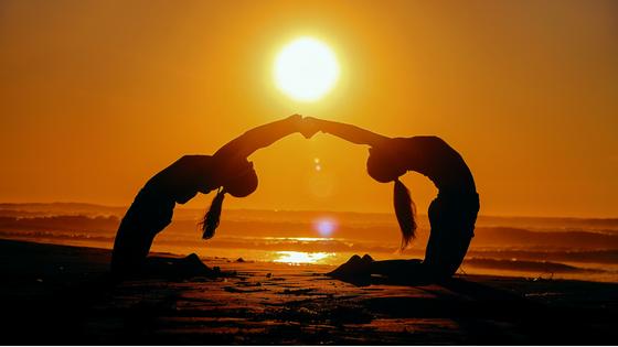 Meditation & Achtsamkeit sind wichtige Stützen in den Wechseljahren