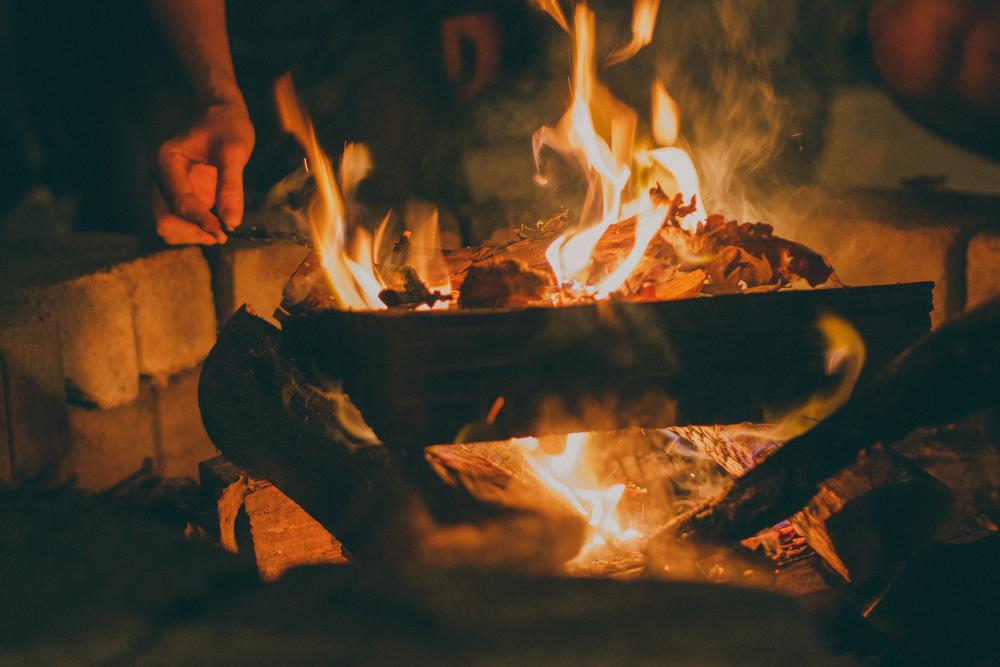 Entfache das Feuer in dir im Wechsel