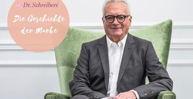 Die Marke Dr. Schreibers® ist eng mit den Wechseljahren verknüpft.