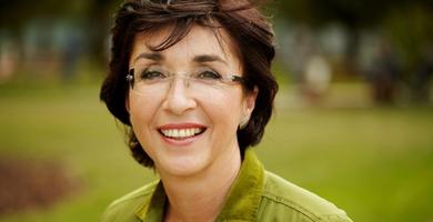 Dr. Sabine Bösel über Beziehungen im Wechsel (©Fotostudio Liewehr)