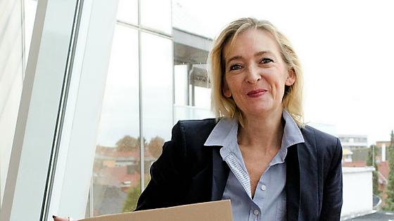 Klimawechselbotschafterin Monika Wahl testet für Dr. Schreibers®
