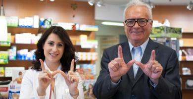 Wechseljahre-Beraterin Verena Bugl und Dr. Hartwig Schreiber