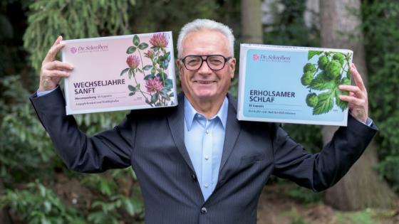 Dr. Hartwig Schreiber bricht das Tabuthema Wechseljahre