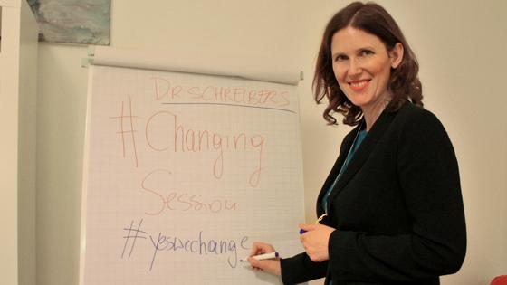 Vielen Frauen in den Wechseljahren wollen eine Veränderung ihrer Lebenssituation
