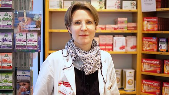 Zertifizierte Dr. Schreibers© Wechseljahre-Beraterin Mag. pharm. Gütl-Burkheiser