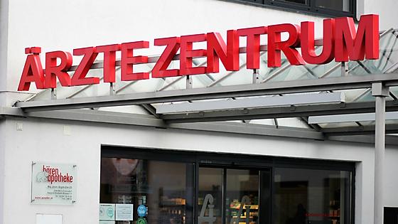 Die Bären-Apotheke gehört zum Ärztezentrum in Maria Enzersdorf