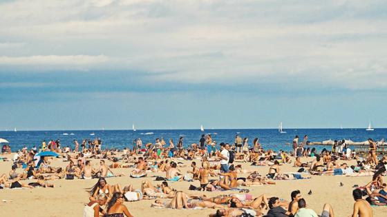 Sonnenbrand kann frühzeitige Hautalterung und irreparable Schäden verursachen