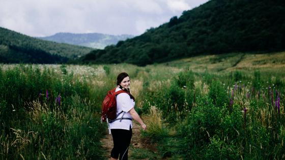 Weniger Stresshormone durch Wandern - ist das nicht einen Versuch wert?